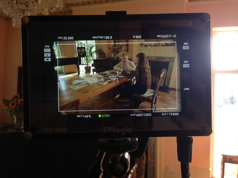 """The Last Day of Shooting """"Rebel of theKeys"""""""